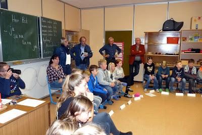 Oktober 2018: Wiesmoorer Tage der Demokratieförderung für Grundschüler*innen.