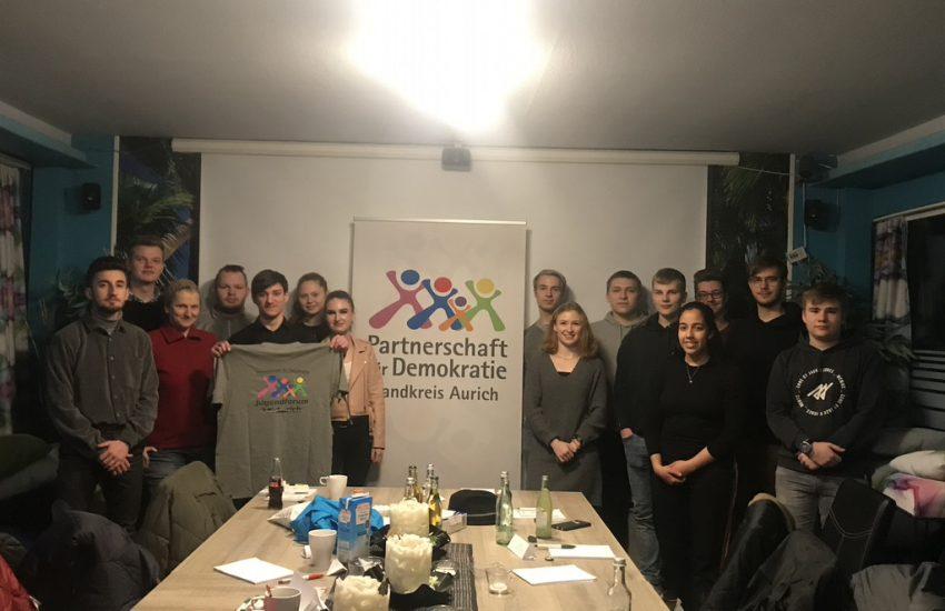 Das Jugendforum der PfD am 7.2.20 im Strandleben in Norddeich.