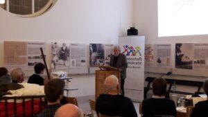 Flucht und Vertreibung aus und nach Ostfriesland 1933-1949 Vortrag von Prof. Dr. Bernhard Parisius