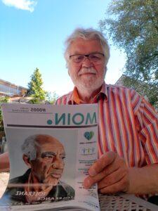 Helmut Wendt, ein engagierter Streiter für Solidarität und Menschenrechte.
